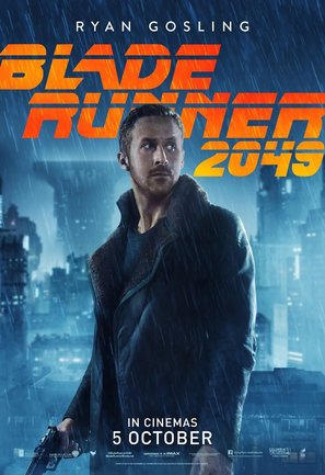 Import Posters Blade Runner 2049 – Ryan Gosling – U.S Movie Wall Poster Print - 30CM X 43CM Harrison Ford