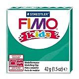 Staedtler 8030-5 - Fimo Kids Normalblock, 42 g, grün