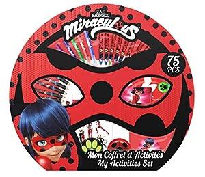 Miraculous Ladybug- CMIR002 - Caja de Actividades
