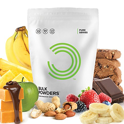 BULK POWDERS Pure Whey Protein Powder Shake, 1 kg – Vanilla
