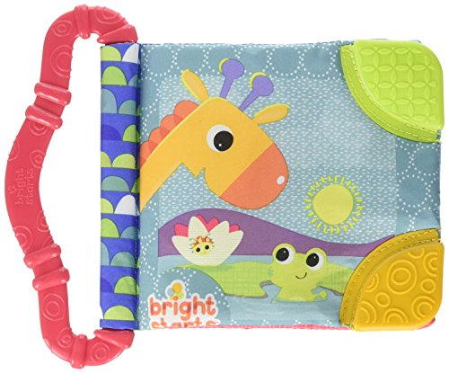 Bright Starts Teethe and Read (colours may vary) 51twMtERp4L