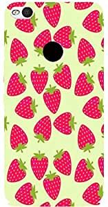 Koolbug Silicon Printed Back Cover For Xiaomi Redmi 4