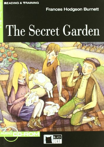 the-secret-garden-step-2-b11-con-audio-cd-rom