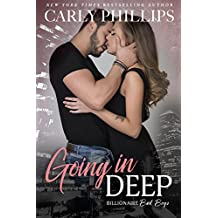 Going In Deep (Billionaire Bad Boys Book 4) (English Edition)