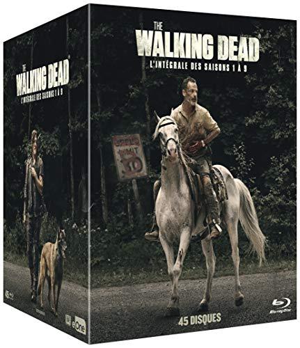 L'intégrale en blu-ray des 9 saisons actuelles de The Walking Dead