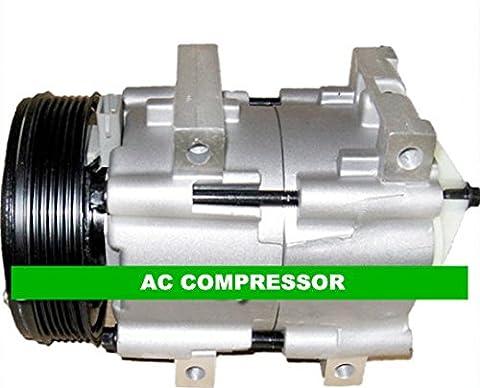 Gowe Auto AC Compresseur pour auto pour Ford Explorer Ranger 4.0L 3.0L F58h19d629ab F8fh19d629va F6dz19703aa