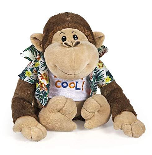 DE.CAR 2 SRL Gorilla, Color marrón, 25161