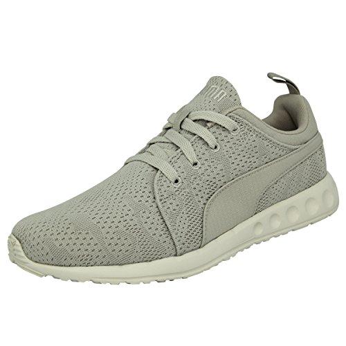 Puma CARSON CAMO MESH Beige Unisex Sneakers Schuhe Evertrack Neu (Camo Schuhe Herren Puma)