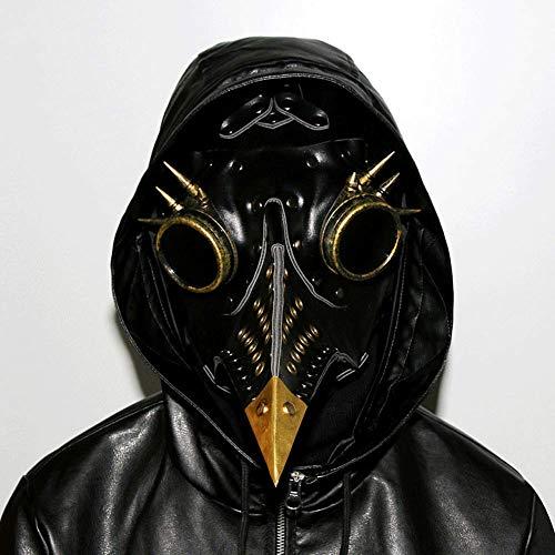 LLU Explosion Modelle Steampunk Pest Schnabel Maske Halloween Requisiten - Tanz Bird Kostüm