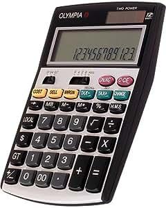 Olympia Calculatrice de bureau ''LCD 3610''
