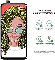 Huawei P smart Z Dual-Sim Smartphone BUNDLE (16,74 cm (6,59 Zoll), 64 GB interner Speicher, 4GB RAM, Android 9.0) midnight b