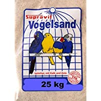Vogelsand weiss 25kg