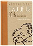 Two of us: Kalenderbuch 2018