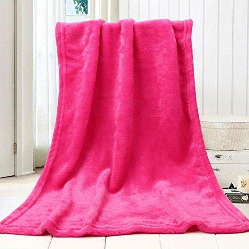 Baby Plain Flannel Blanket, Inde...