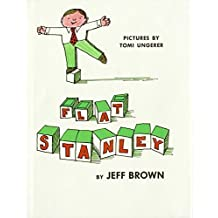 Flat Stanley by Jeff Brown (1964-01-01)