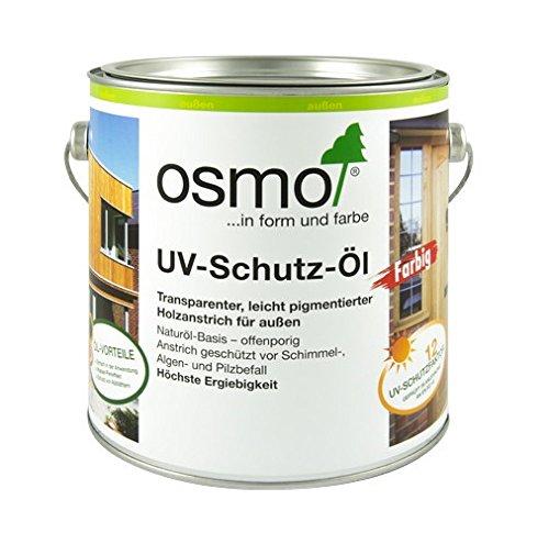 OSMO 429C 0,75Liter UV-Schutz Öl mit Active Inhaltsstoffe–Natur