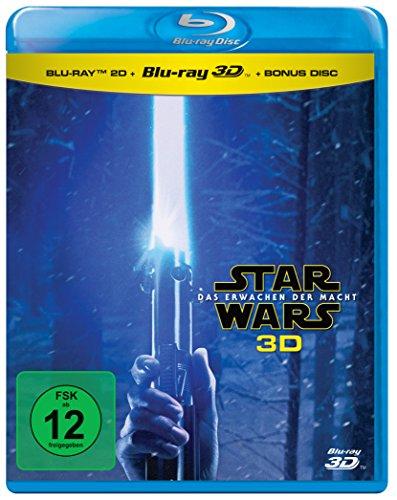 Star Wars - Das Erwachen der Macht (+ 2D-Blu-ray + Bonus-Blu-ray)
