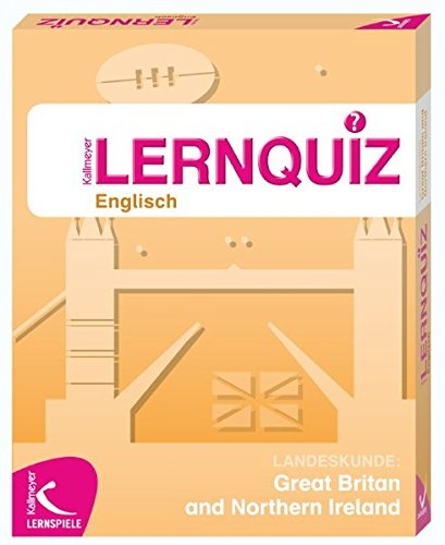 Lernquiz Englisch Landeskunde: Great Britain and Northern Ireland