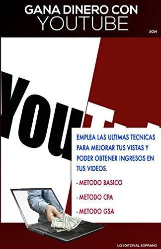 Gana Dinero con YouTube