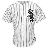 Majestic MLB Chicago White Sox coolbase Maillot Home, Blanc