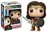 DC Comics Funko Pop! 12545 Pop! Vinyl Wonder Woman Figure