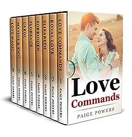 Love Commands Box Set (English Edition) di [Powers, Paige]