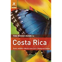The Rough Guide to Costa Rica by Jean McNeil (2011-08-29)