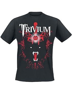 Trivium Vampire Hunter Camiseta Negro M