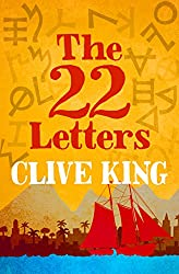 The 22 Letters (English Edition)