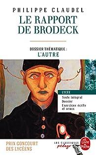 Le rapport de Brodeck par Philippe Claudel