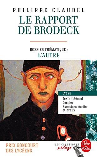 Le rapport de Brodeck (Edition pédagogique) par Philippe Claudel