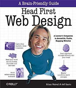 Head First Web Design by [Watrall, Ethan, Siarto, Jeff]