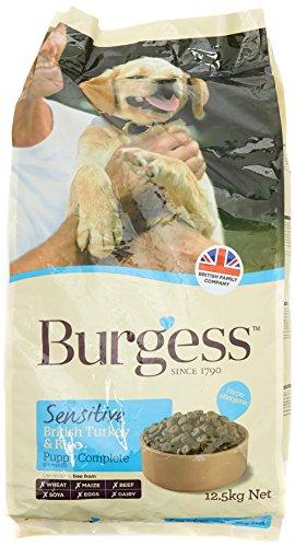 Burgess Sensitive British Lamb and Rice Adult Dog Food 12.5 kg