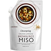 Clearspring | Brown Rice Miso Pouch | 3 x 300g