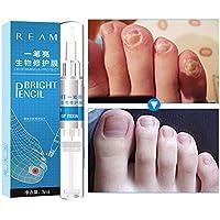 Bulary Fungal Nail Treatment Essence Premium Tratamiento de uñas fúngico Nail Whitening Antibacterial para dedo.