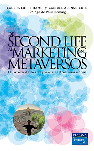 De second life a marketing en metaverso (Fuera de colección Out of series)