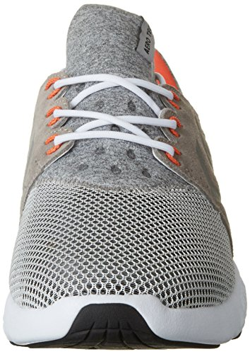 Hummel Terrafly Np, Sneakers Basses Mixte Adulte Gris (White)