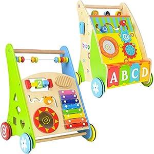 boppi® Wooden Baby Walkers from boppi