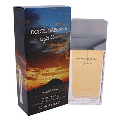 Dolce & Gabbana Light Blue Pour Femme Agua Colonia