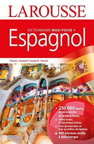 Dictionnaire Larousse Maxi Poche Plus Espagnol par From Larousse Editions