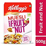 #8: Kellogg's Muesli Crunchy Fruit and Nut, 500g