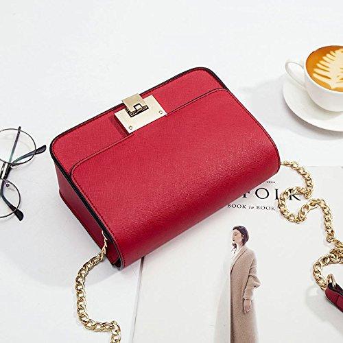 Sprnb La Nuova Catena Di Estate Sacchetto Tutti-Match Bag Sacca Borsa Donna Semplice,L'Albicocca gules