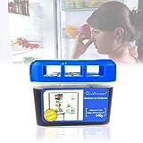 Assorbiodori per frigorifero Set da 2 - Deodorante per frigo ed elimina cattivi odori - Kamiustore