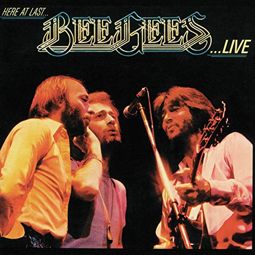 Here At Last... Bee Gees ...Live -