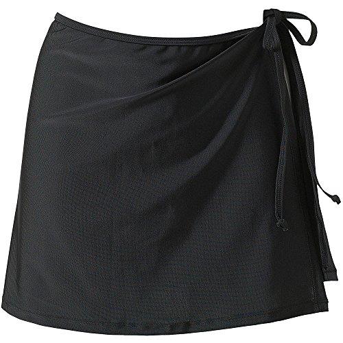 Scuba Women's Mix & Match Plain Swimming Beach Wrap Skirt Cover Up