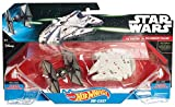 Hot Wheels Star Wars: The Force Awakens First Order TIE Fighter vs. Millennium Falcon 2-Pack