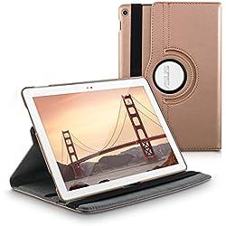 kwmobile Étui ASUS ZenPad 10 (Z300) - Étui à Rabat 360° avec Support et élastique en Simili Cuir pour ASUS ZenPad 10 (Z300)