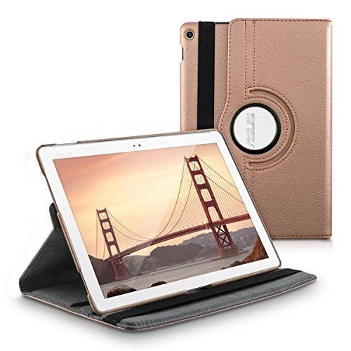 custodia tablet asus kwmobile ASUS ZenPad 10 (Z300) Cover - Custodia per Tablet Rotazione 360° Stand Similpelle - Protezione per ASUS ZenPad 10 (Z300)