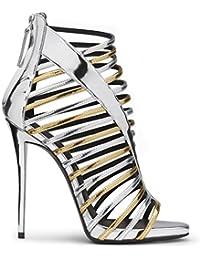 Scarpe it E Cintura Da Amazon Scarpe Oro Borse Donna YvA0x