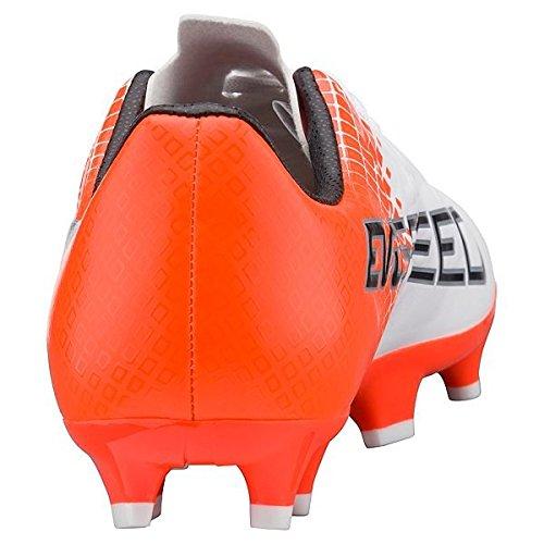 Puma evoSPEED 4.5AG chaussure de football Nero (Schwarz (puma black-puma White-Red blast 03))
